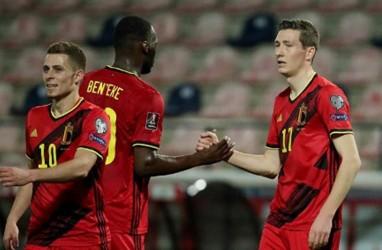 Pra-Piala Dunia 2022: Belgia Terkam Belarusia, Wales Tekuk Ceko