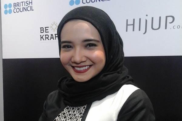Zaskia Sungkar - Bisnis.com/Deliana Pradhita Sari