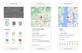 Sejumlah Petunjuk Arah di Google Maps Diperbaharui, Cek Perinciannya