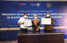 Kerja Sama Angkasa Pura I dan Dinas Pariwisata Sulawesi Utara, Hadirkan Spot Promosi Parekraf di Bandara Sam Ratulangi Manado