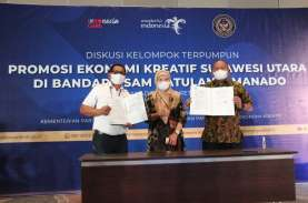 Kerja Sama Angkasa Pura I dan Dinas Pariwisata Sulawesi…