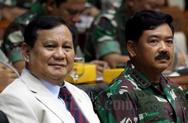 Prabowo Teken Perjanjian Alih Alat-Teknologi Pertahanan dengan Jepang