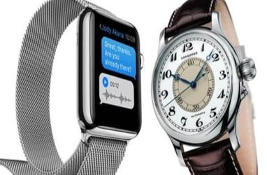 Arloji Konvensional atau Smartwatch? Ini Kelebihan dan Kekurangannya