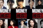 Remake Money Heist Versi Korea, Ini Deretan Pemainnya