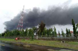 Pertamina Pastikan Api yang Menyambar Tangki Hari Ini Padam