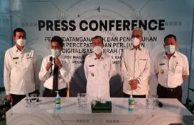 Bank Indonesia Kukuhkan Tim Percepatan Digitalisasi di Riau