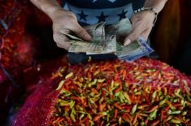 Inflasi Maret 2021 Diprediksi Meningkat, Harga Cabai…