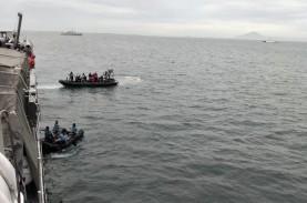 Menhub Lapor Ke Presiden Joko Widodo CVR SJ-182 Ditemukan