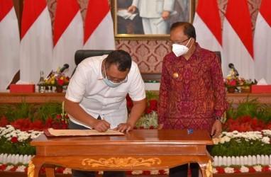 Bali dan NTB Tandatangani Perjanjian Kerja Sama di Sektor Strategis