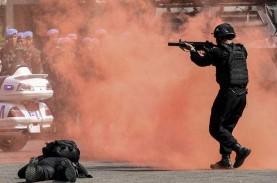 Mabes Polri Diteror, Keamanan Istana Negara Diperketat