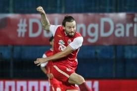 Hasil Persija vs Bhayangkara FC: Menang, Persija Lolos…