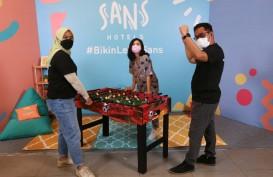Sans Hotel Reddoorz Kini Hadir di Empat Kota