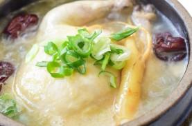 Setelah Kimchi, China Klaim Makanan Khas Korea Samgyetang