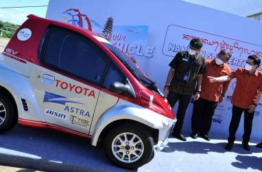 Toyota Indonesia dan  ITDC Luncurkan Kendaraan Listrik di Bali