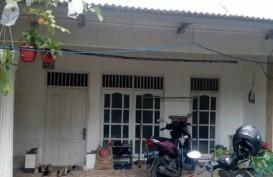 Bercat Putih, Rumah Teroris Penyerang Mabes Polri di Ciracas Tertutup Rapat