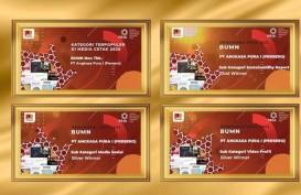 Angkasa Pura I Raih Empat Penghargaan dalam Public Relations Indonesia Awards (PRIA) 2021