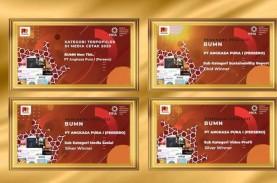 Angkasa Pura I Raih Empat Penghargaan dalam Public…