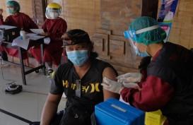 Vaksinasi di Zona Hijau Pariwisata Sanur Mencapai 91,50 Persen