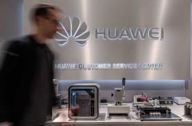 Huawei Raup Pendapatan US$136,7 Miliar pada 2020