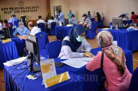 11 Juta Wajib Pajak Sudah lapor SPT Per 31 Maret 2021
