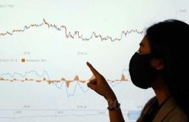 Indeks Bisnis-27 Menetap di Zona Merah, ICBP dan BBRI Pimpin Koreksi