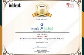 Bank Kalsel Raih Penghargaan Infobank TOP BUMD Award…