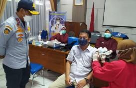 Sopir Angkutan Umum Konvensional dan Online di Kota Cirebon Jadi Sasaran Vaksinasi