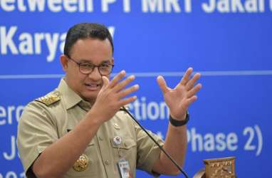 Ngadu Ke Jokowi, Anies Kritik Pembangunan Transportasi Gubernur Sebelumnya