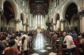 Taat Jalankan Prokes, Gereja Katedral Tetapkan Sejumlah…