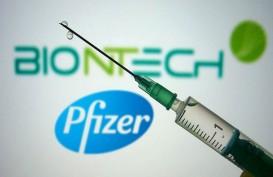 Pfizer Klaim Vaksinnya Efektif Tangkal Varian Baru di Afrika Selatan