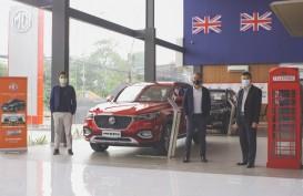 MG Motor Indonesia Buka Outlet Baru di Bandung