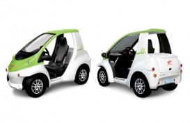 Intip Spesifikasi Mobil Listrik Mungil Toyota Coms dan C+Pod