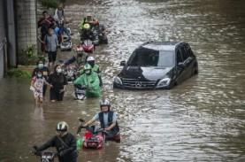 Banjir Jakarta, Asuransi Sinar Mas Terima Pengajuan…