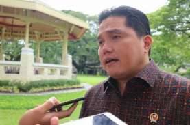 Kementerian BUMN China ke Erick Thohir: Kenapa Cuma…