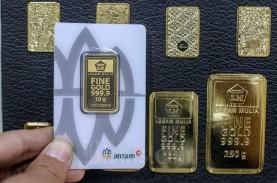5 Berita Terpopuler, Harga Emas Antam 2 April hingga…