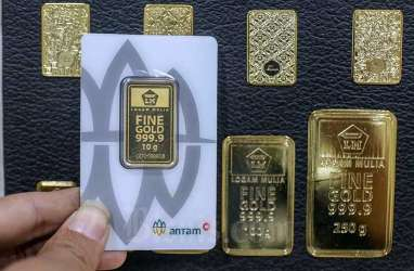 5 Berita Terpopuler, Harga Emas Antam 2 April hingga 10 Saham Top Gainers Perdagangan Sepekan