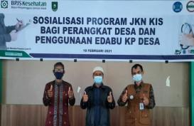 Daftar BPJS Kesehatan Bagi Perangkat Desa di Bengkalis Cukup Melalui Edabu KP