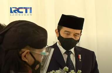 Jokowi, Iriana, Prabowo Hadiri Pernikahan Atta Halilintar-Aurel