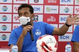 Gagal di Piala Menpora, ManajemenArema FCMulai Berburu…