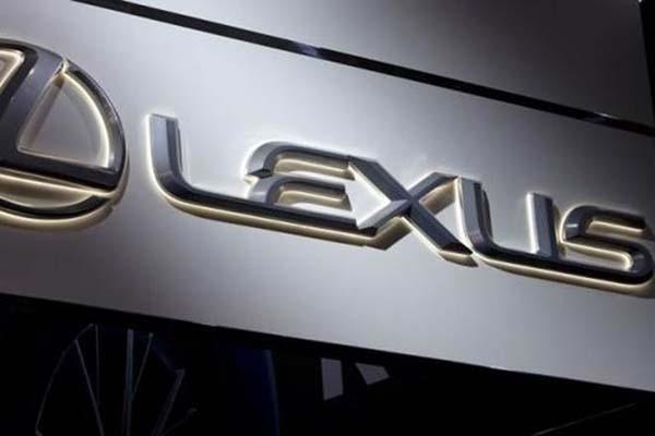 Lexus - Reuters