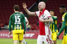 Jadwal & Klasemen Liga Belanda, Ajax & PSV Berpeluang…