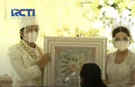 Live Streaming RCTI Pernikahan Atta-Aurel, Ada Pak Jokowi Lho