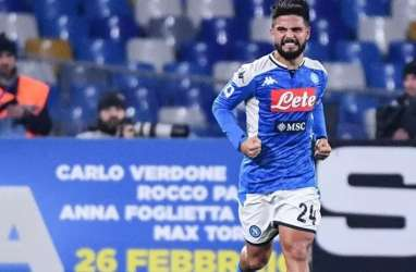 Hasil Liga Italia : Napoli, Lazio, Atalanta Petik Poin Penuh