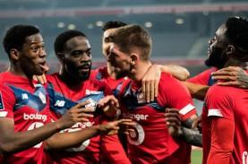 Hasil Big Match Liga Prancis, Lille Hajar PSG, Neymar…