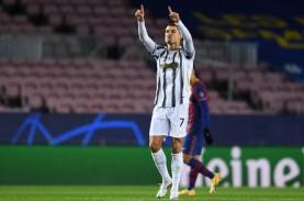Gol Cristiano Ronaldo Belum Mampu Menangkan Juventus…