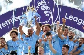 Manchester City Lumat Leicester 2-0, Dekati Gelar…