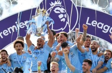 Manchester City Lumat Leicester 2-0, Dekati Gelar Juara Liga Inggris