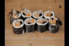 Resep Nugget Sushi Roll, Kiat Agar Anak Mau Makan