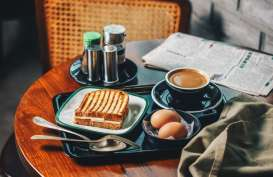 Roast Ketapang, Tempat Minum Kopi di Bekas Gudang Belanda