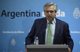 Sudah Divaksin Sputnik V, Presiden Argentina Positif Covid-19